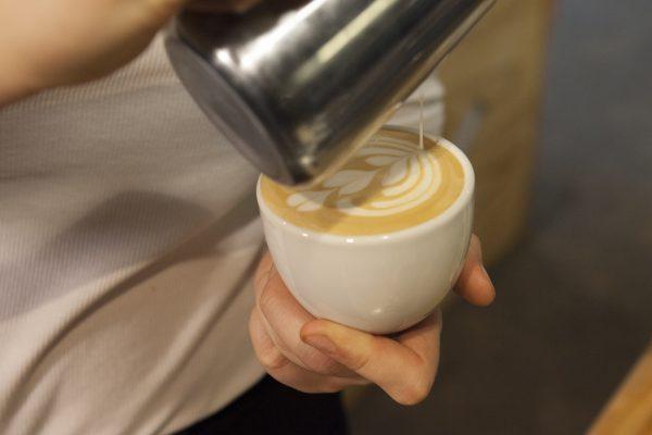 Leer latte art!